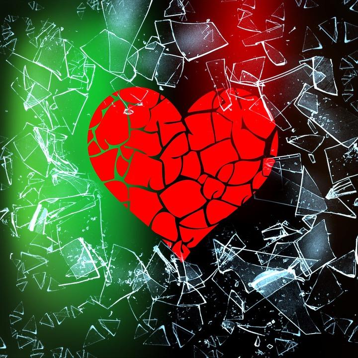 cum să trăiești cu inima frântă